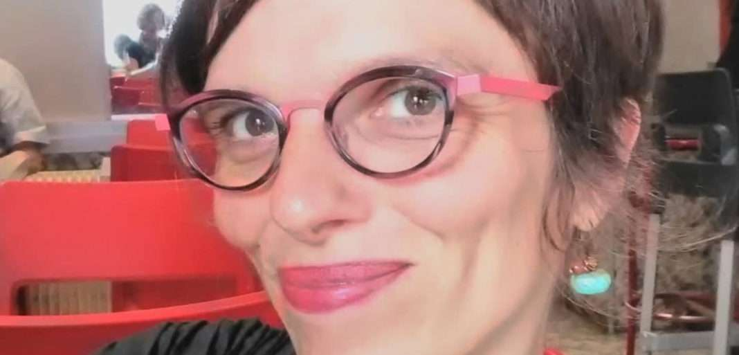 Cécile Morin validisme