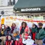 grève de femmes
