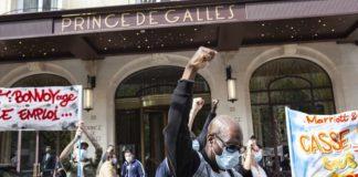 5e Jeudi de la colère westin paris vendôme