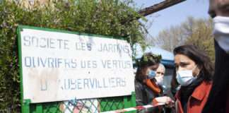 Jardins d'Aubervilliers