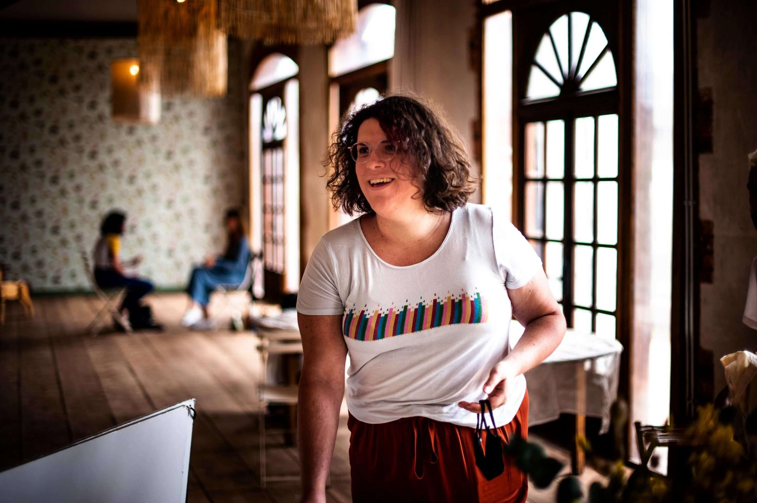 Rachel Garrat-Valcarcel AJL OUT LGBT