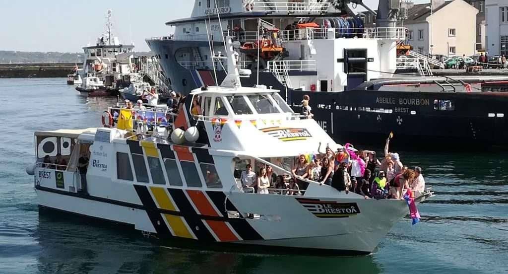 Queer ruralités pride maritime Brest