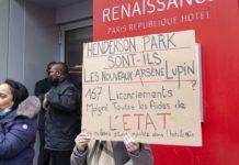 Salariés Westin Paris Vendome