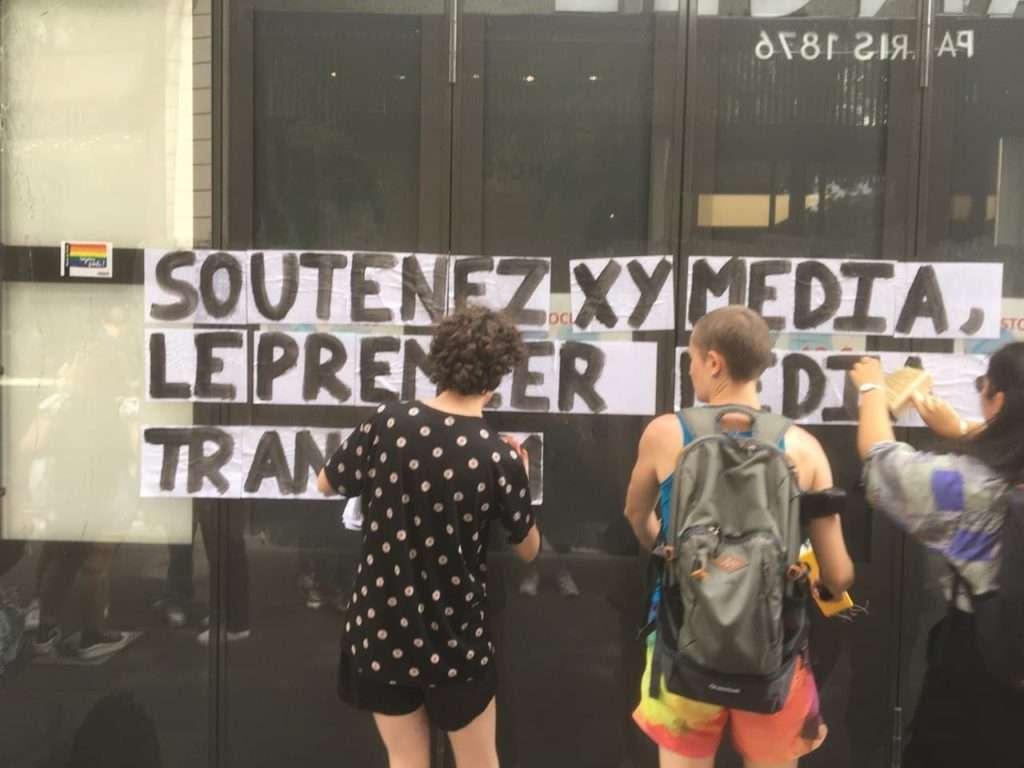 xy média collage transidentité