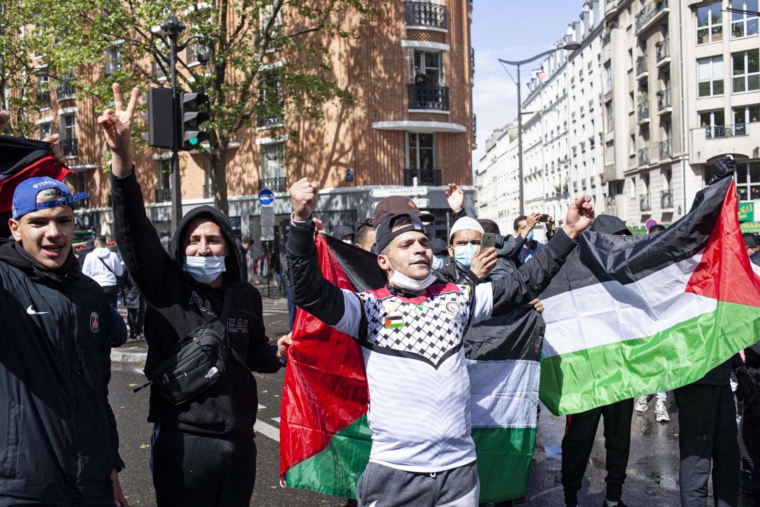 Soutien Palestine gauche