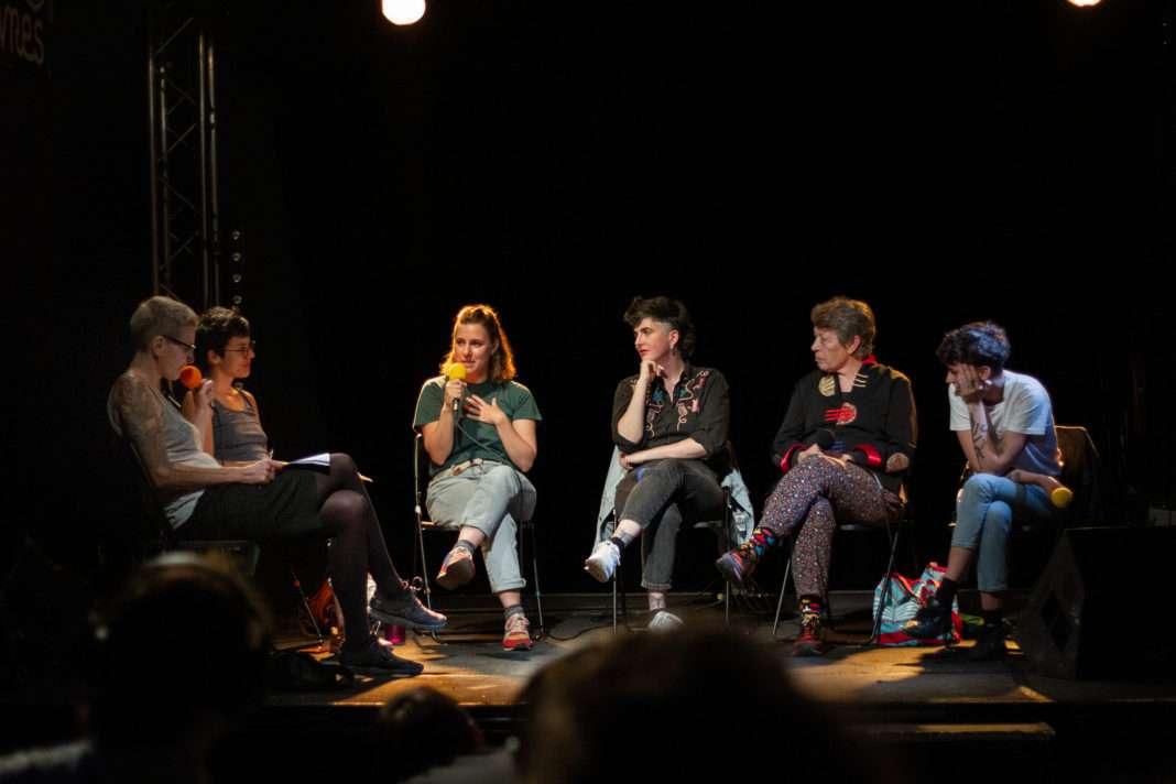 SQFD festival lesbienne podcast lesbien